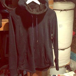 Warm cow neck Marmot hoodie
